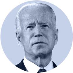 Joe Biden - PARTIDO DEMÓCRATA