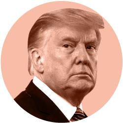 Donald Trump - PARTIDO REPUBLICANO