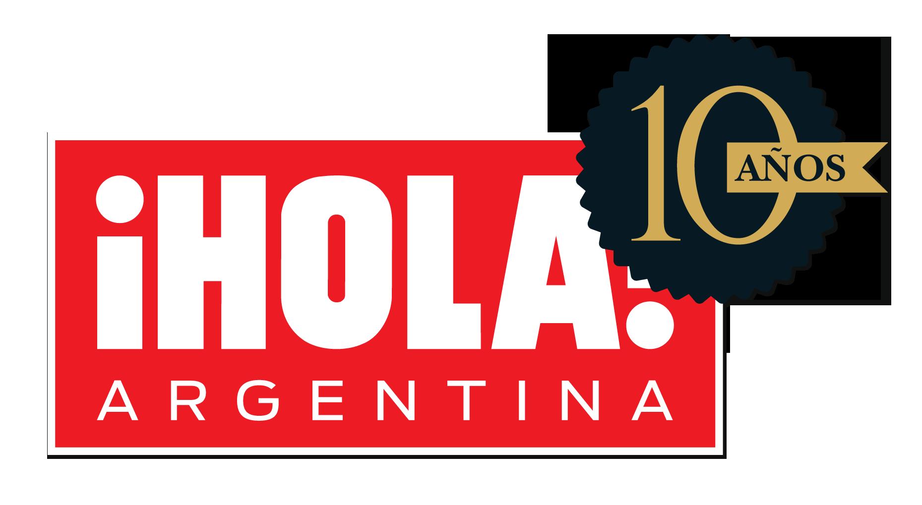 ¡HOLA! ARGENTINA 10 AÑOS